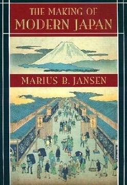 Jansen Marius B. The making of modern Japan