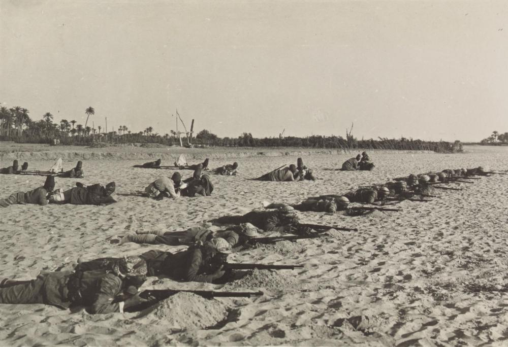 Maneuevers_near_El_Arish,_1916.JPG