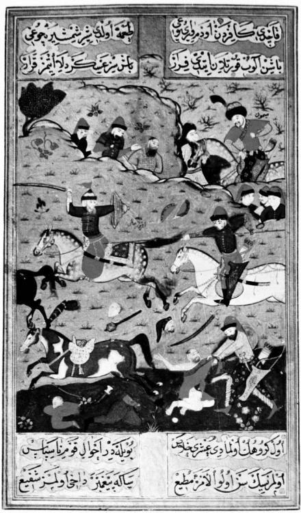 The_men_of_Erzurum_attacked_by_Simun._An