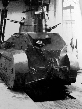 Trubia_A4_light_tank_of_the_Spanish_Army