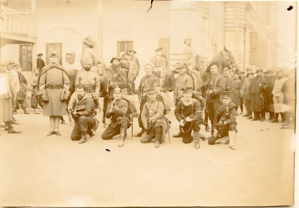 Китай, 1900г. Групповое фото-2.jpg