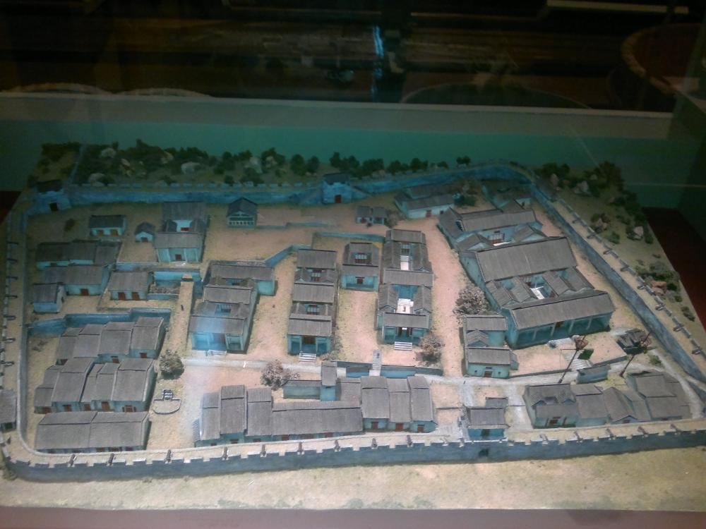 Kowloon_Walled_City_Early_Stage_Model_in