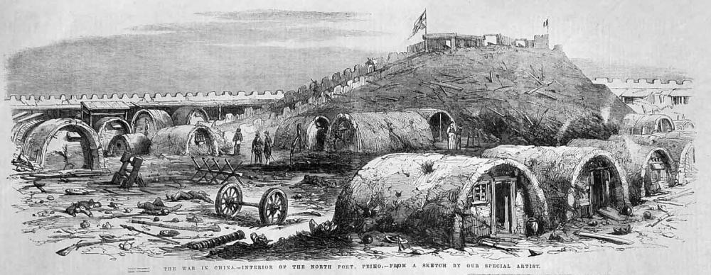 London_Illustrated_News_1860_Dagu_forts.