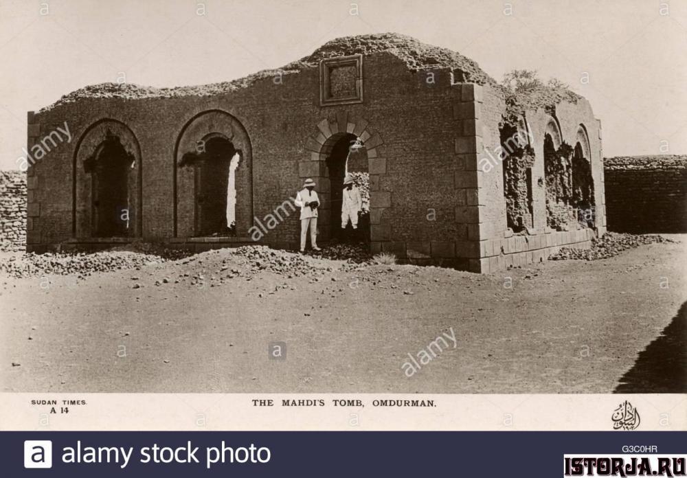 il-mahdi-la-tomba-omdurman-sudan-tomba-d