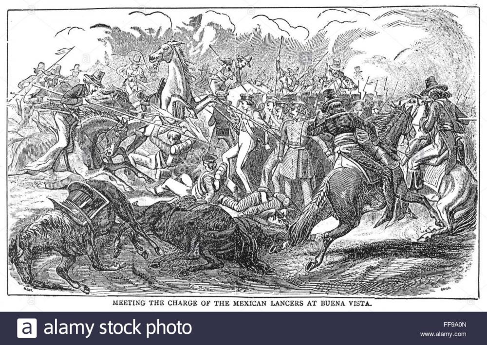 battle-of-buena-vista-1847-nmeeting-the-
